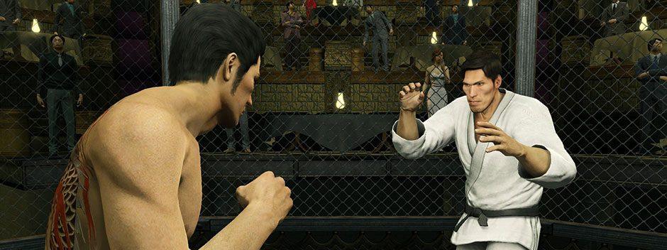 Yakuza Kiwami: Remake des originalen PS2-Klassikers kommt auf PS4
