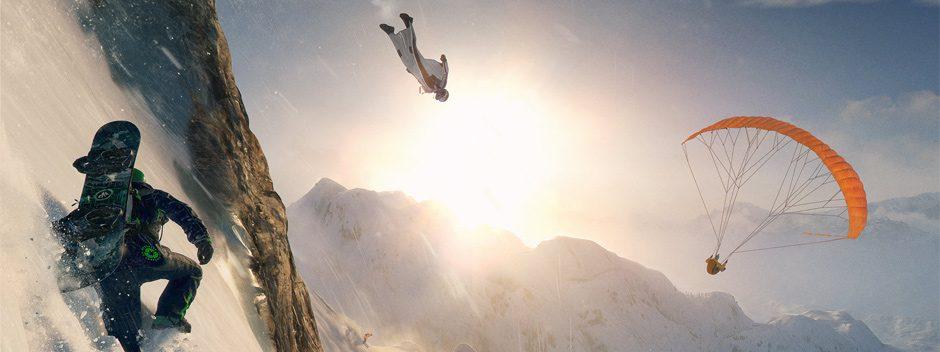 König der Berge – Steep angespielt