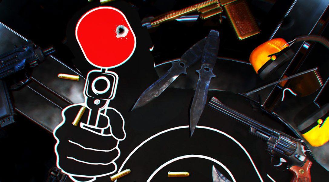 Gut zielen & hoch punkten mit 6 Schnellschuss-Tipps für Lethal VR, das heute für PS VR erscheint