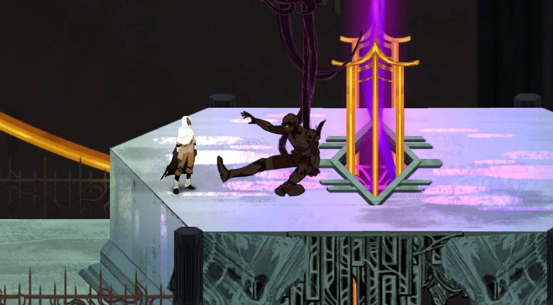 Prozedural generiertes PS4-Metroidvania Sundered erhält neuen Trailer