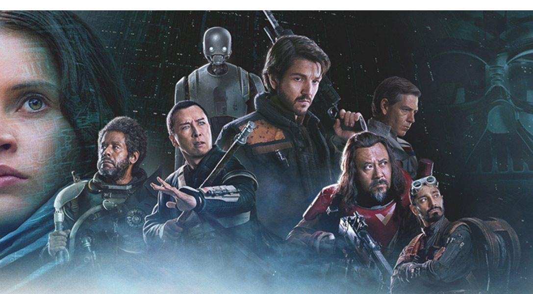 Rogue One: A Star Wars Story vorbestellen und kostenfreies Design sichern