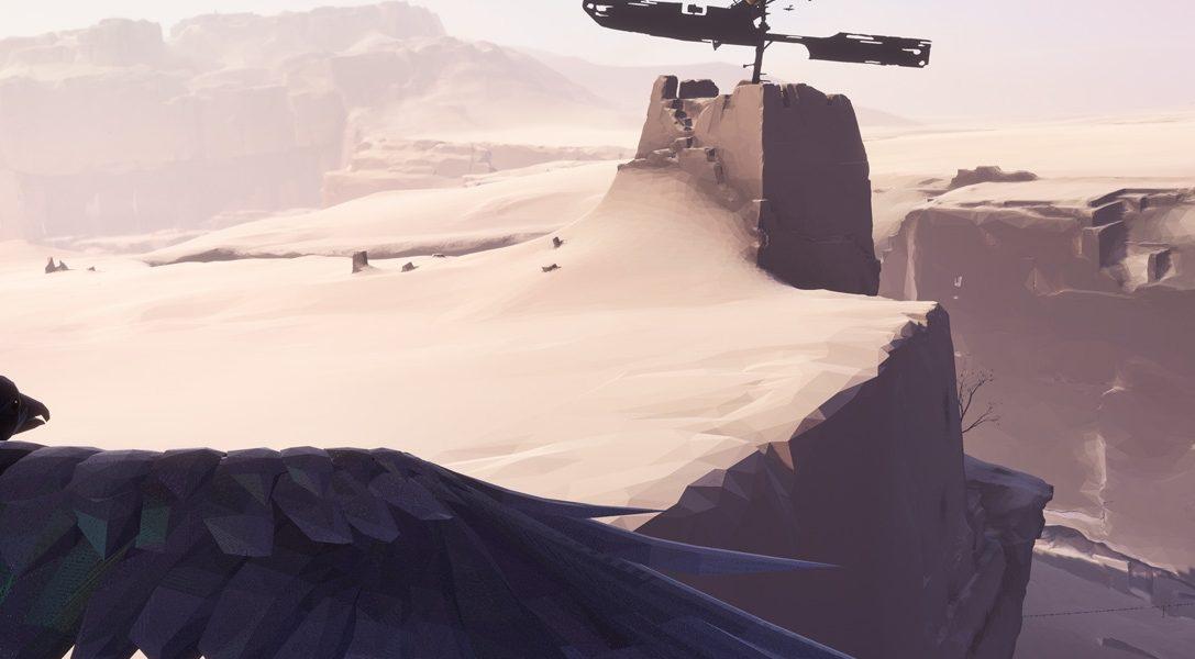 Mysteriöses, minimalistisches Third-Person-Adventure Vane für PS4 auf der PSX angekündigt