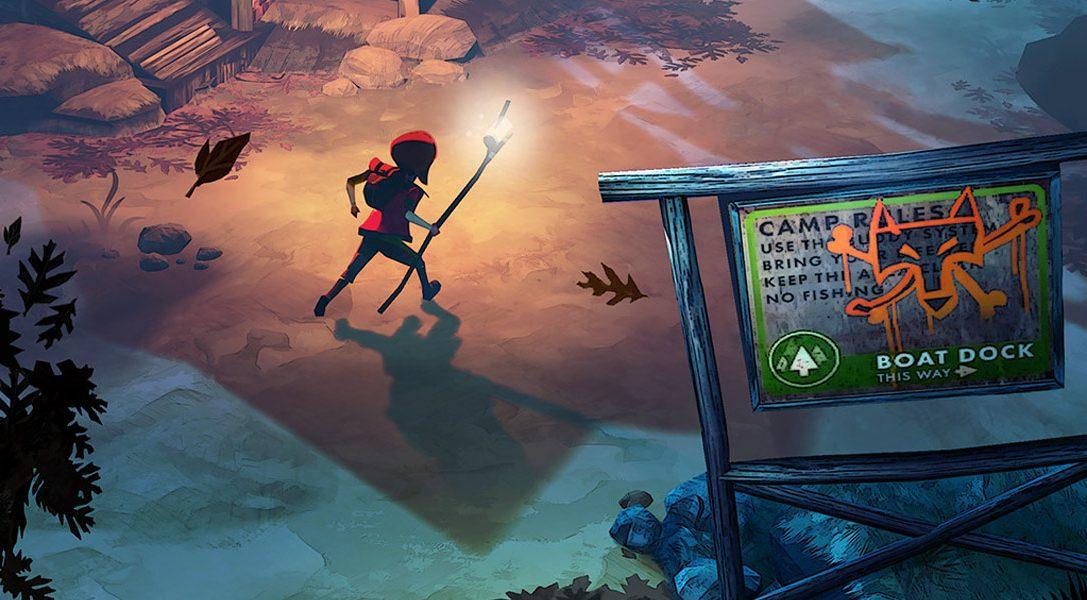Das Survival-Adventure The Flame in the Flood: Complete Edition erscheint demnächst für PlayStation 4