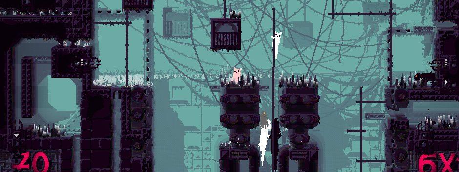 Lernt im PS4-Abenteuer Rain World in einer großen und chaotischen Nahrungskette zu überleben