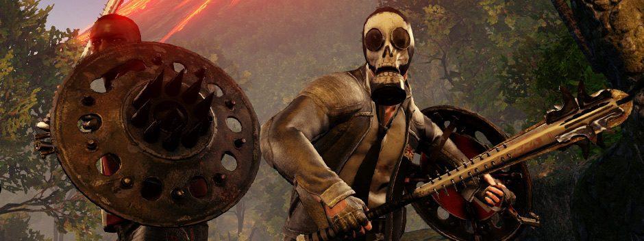 PS4-Shooter Killing Floor 2 erhält tropische Karte und tödliche neue Waffen im heutigen kostenlosen Update