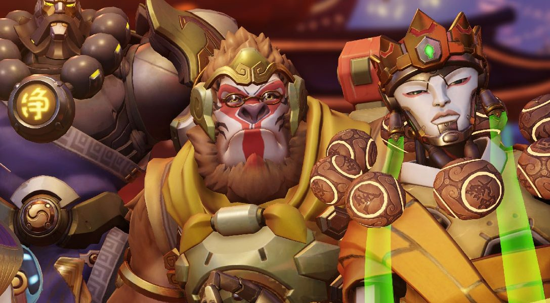 Läutet das chinesische Jahr des Hahns mit einem neuen, saisonalen Overwatch-Event auf PS4 ein