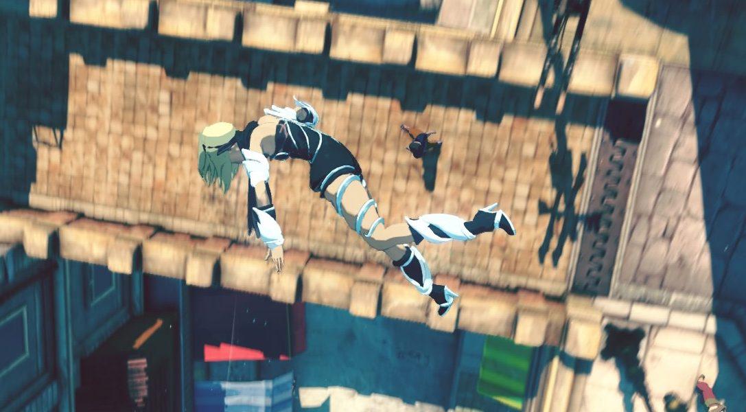 Grenzenloses Abenteuer – Gravity Rush 2 angespielt