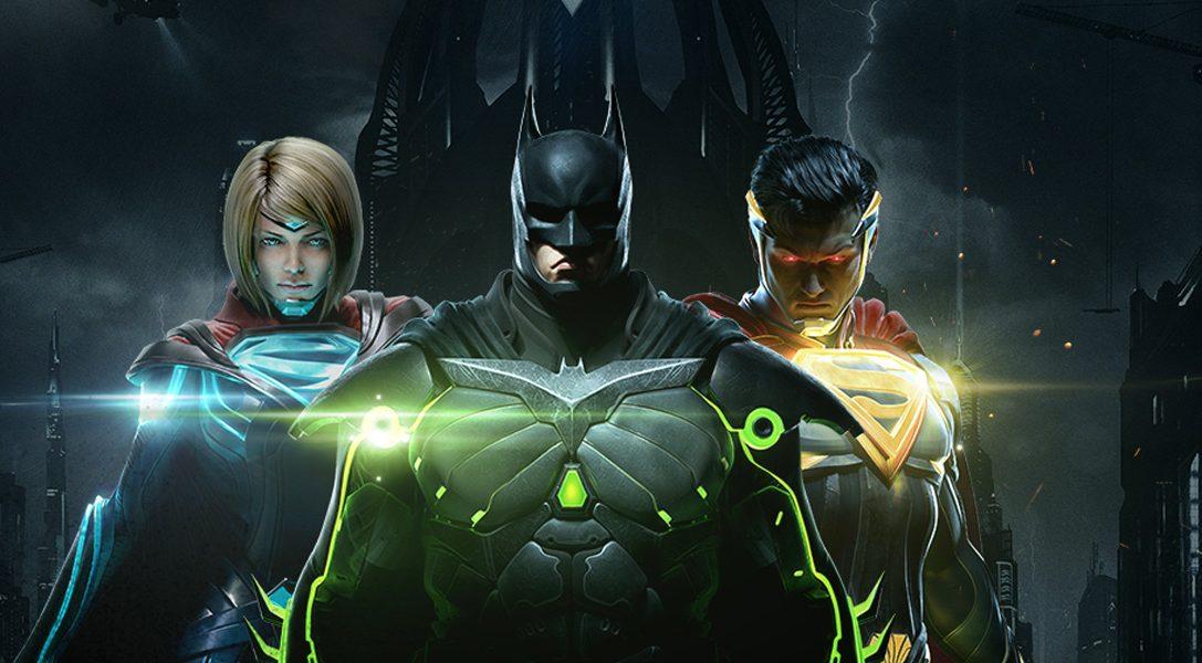 Neuer Story-Trailer zu Injustice 2 stellt Brainiac vor