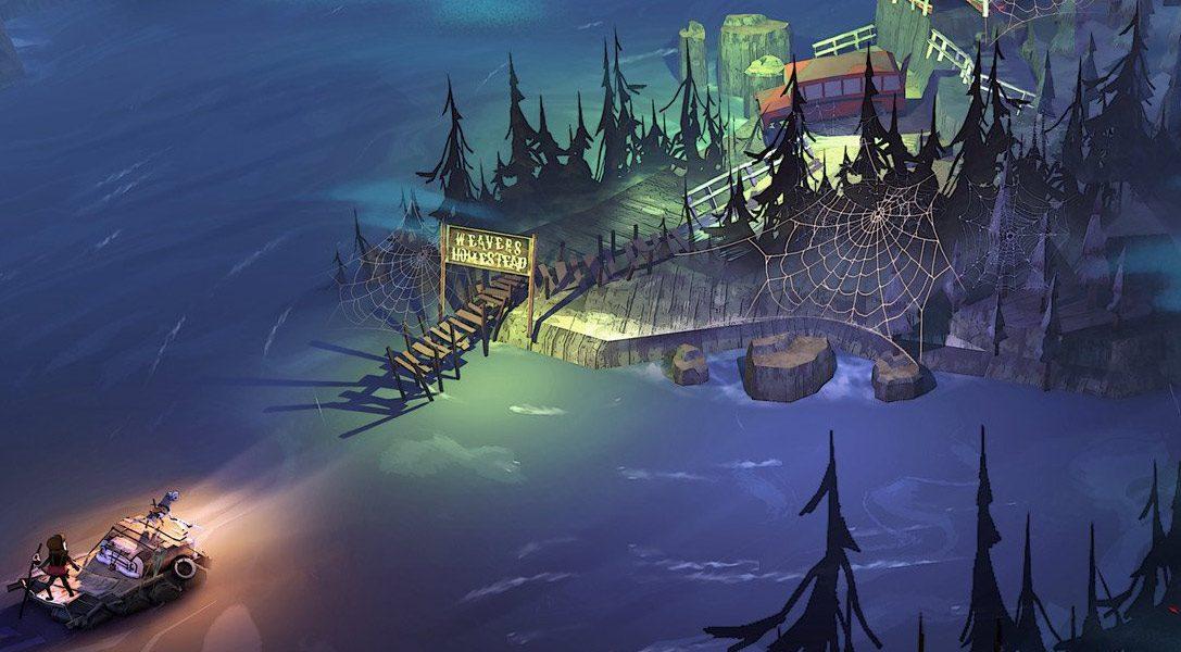Der Schöpfer von The Flame in the Flood erzählt, wie das PS4-Survival-Adventure realistisch gestaltet wurde