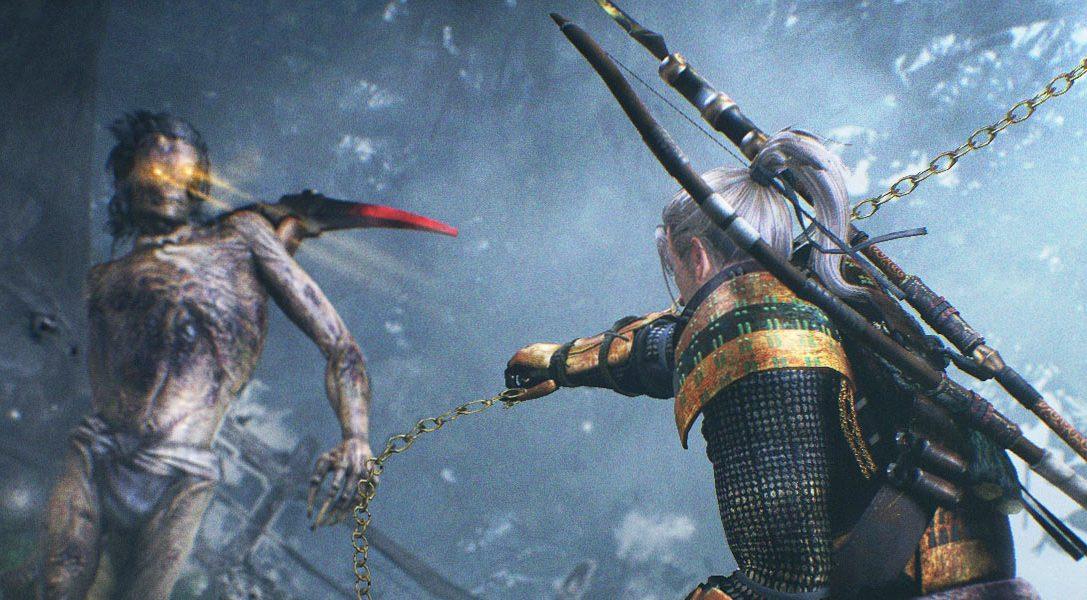 Die Magie, Schmiedekunst und Kampfstile die überlebenswichtig in Team Ninjas Nioh sind