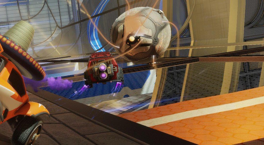 Rocket League war 2016 das meistverkaufte Spiel im PlayStation Store