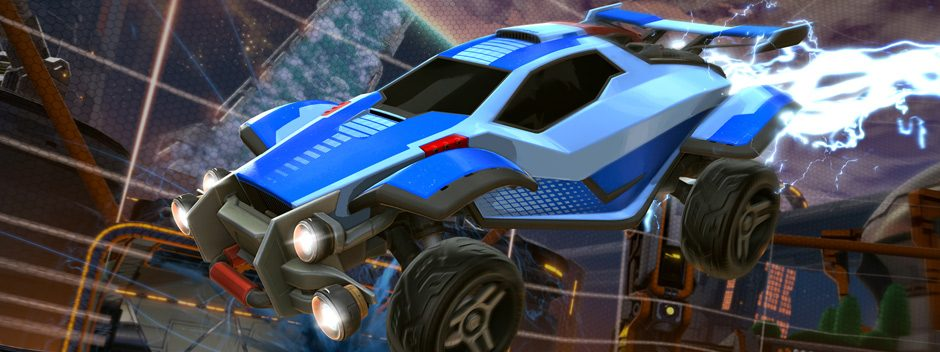 Rocket League: PS4 Pro Support ab 21. Februar