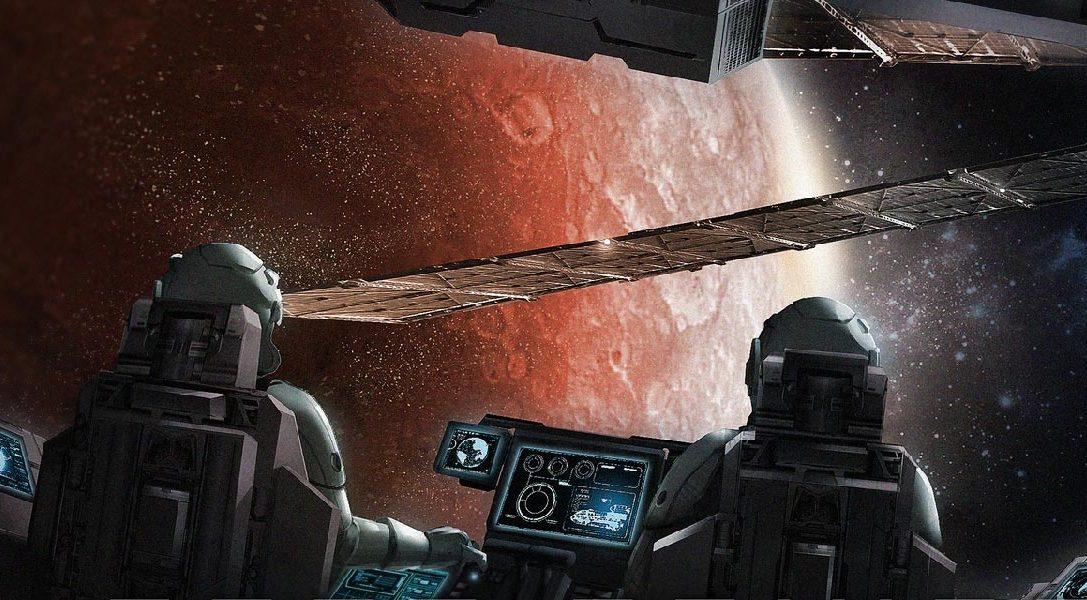 Das Sci-Fi-Abenteuer Unearthing Mars landet auf dem roten Planeten – und auf PlayStation VR – am 7. März