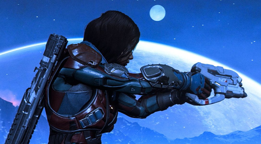 Das erste Hands-on zu Mass Effect: Andromeda