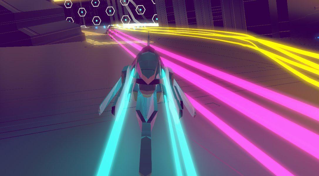 Das hyper-futuristische Rennspiel Lightfield erscheint für PS4