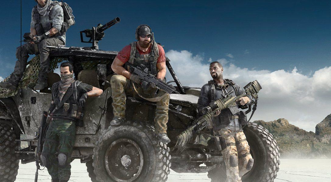 Neu im PlayStation Store: Ghost Recon Wildlands-Beta, Psychonauts VR, Malicious Fallen
