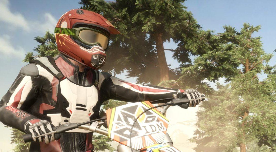 Den ultimativen Motocross-Track in MX Nitro designen