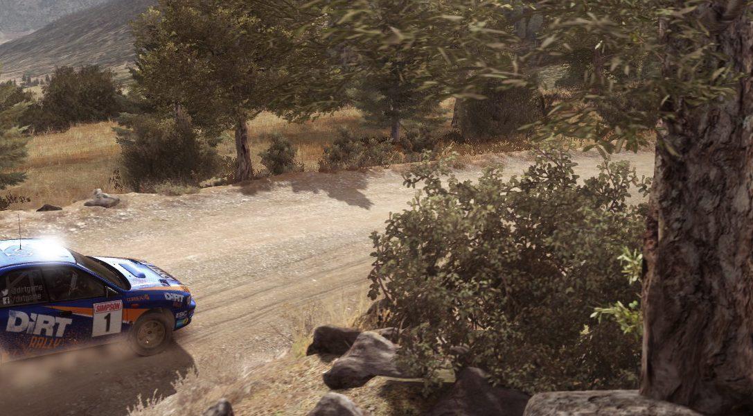 Codemasters stellt das heute veröffentlichte Dirt Rally PlayStation VR-Upgrade vor