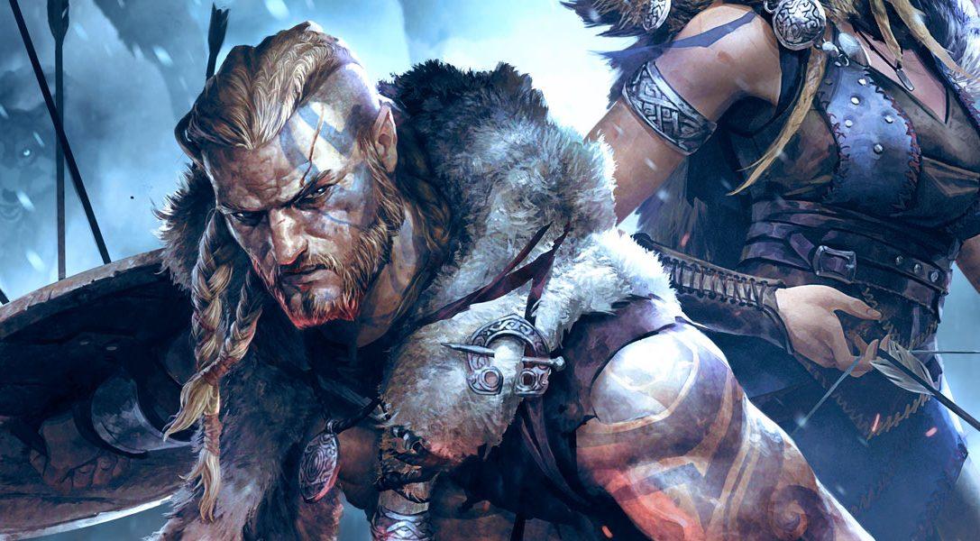 Der neue Trailer für das Action-RPG Vikings – Wolves of Midgard bringt gnadenlosen, knochenbrecherischen und taktischen Kampf auf PS4