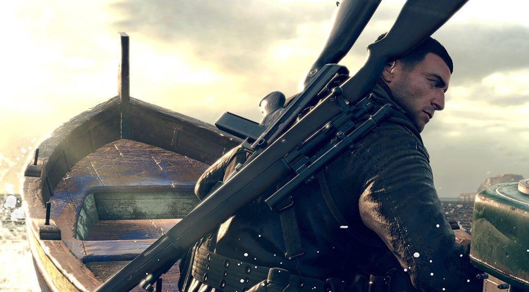 9 coole Dinge, von denen ihr nicht wusstet, die ihr aber in Sniper Elite 4 ausprobieren solltet