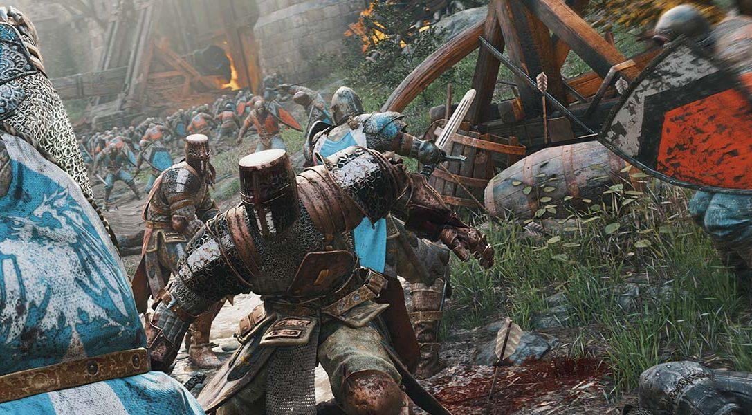 Neu im PlayStation Store: For Honor, Sniper Elite 4 und mehr