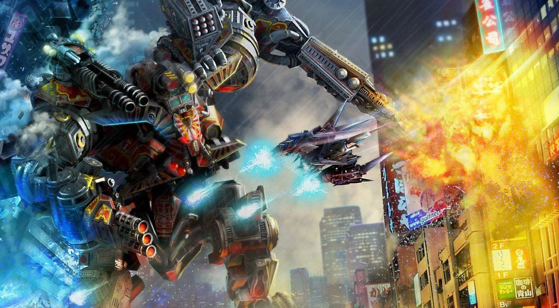 X-Morph: Defense für PS4 ist eine einzigartige Mischung aus Twin-Stick-Shooter und Tower-Defence-Spiel