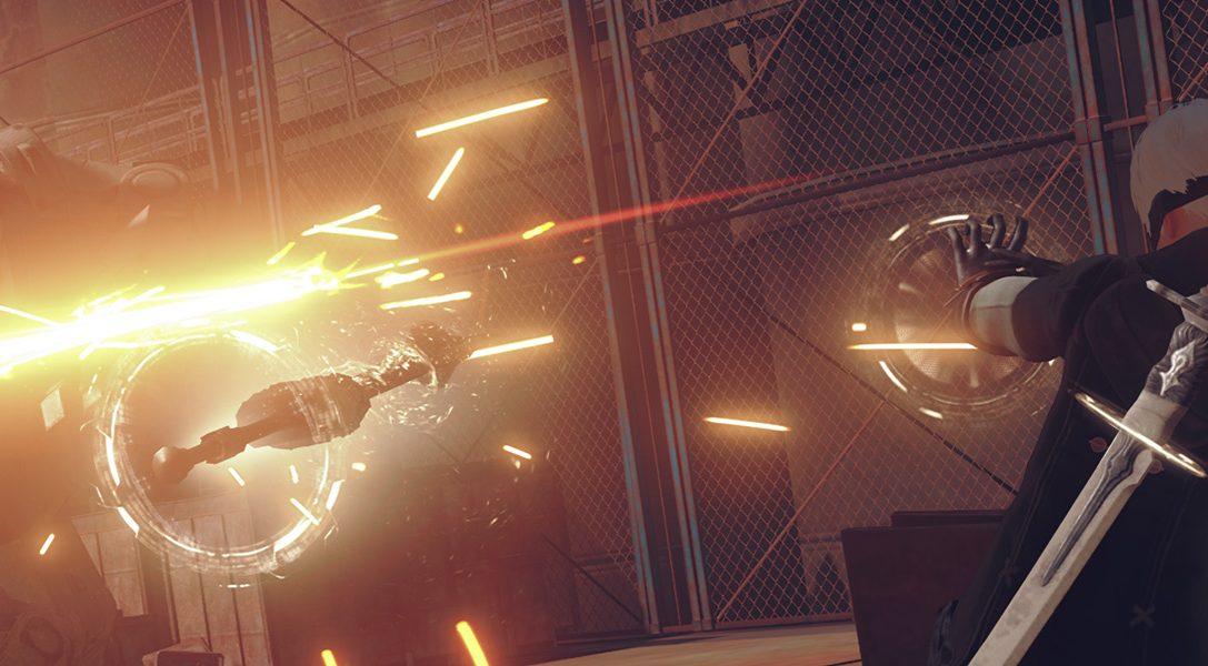 Wie NieR: Automata für PS4 den Geist des Originals einfängt und ihn in etwas Besonderes verwandelt