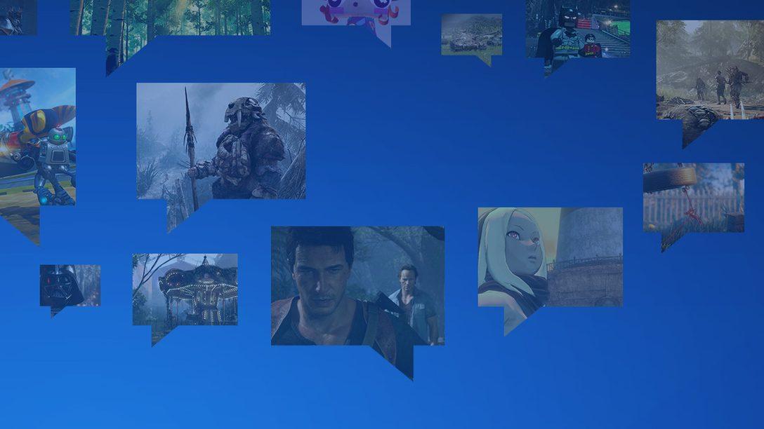 Samurai-Training und Stille Post mit Aloy im PlayStation Community-Update #9