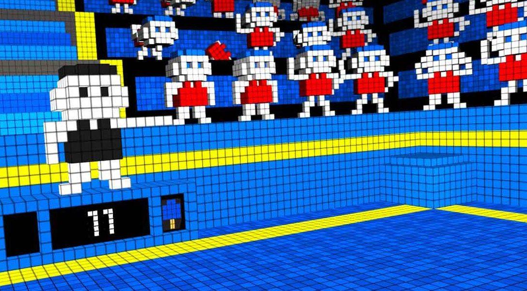 Mit VR Ping Pong könnt ihr euren Topspin perfektionieren – das Spiel erscheint heute für PlayStation VR
