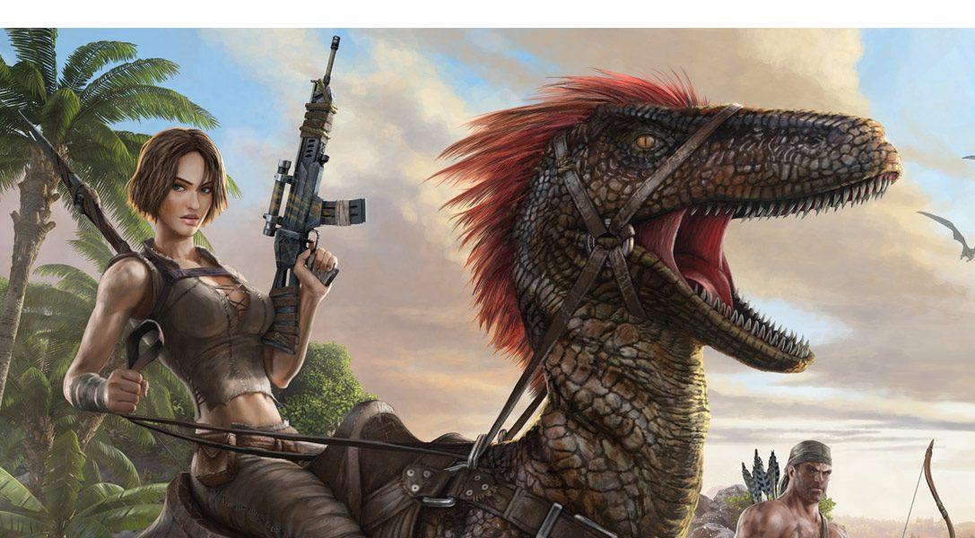 ARK: Survival Evolved ist erneut das meist verkaufte Spiel im PlayStation Store