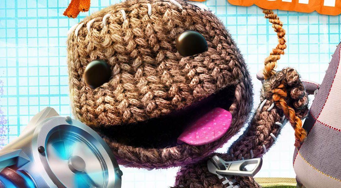 Spiel, Spaß & Spannung bei LittleBigPlanet 3 mit PlayStation Plus