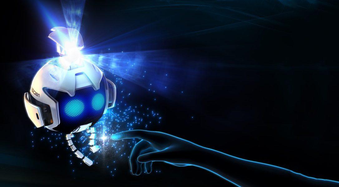 Gestatten, SHRIMPE, der PS4 Pro-Chatbot