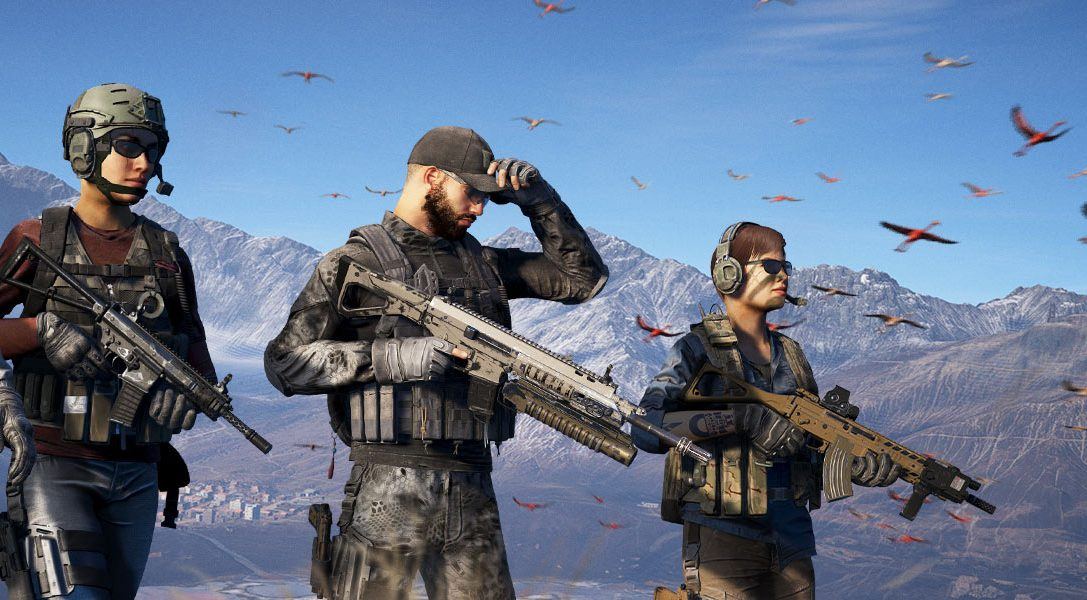 Die Wochenendangebote zu Ghost Recon Wildlands, Resident Evil 7 & FFXV starten heute