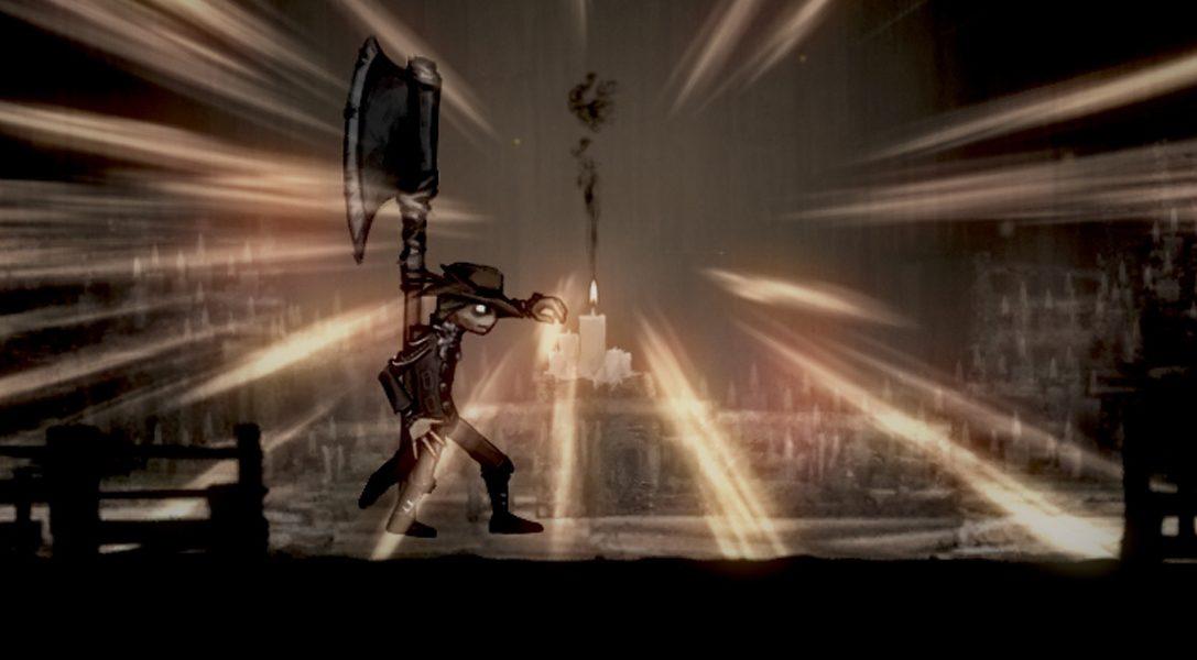 Spielt das von Dark Souls inspirierten Action-RPG Salt and Sanctuary auf PS Vita
