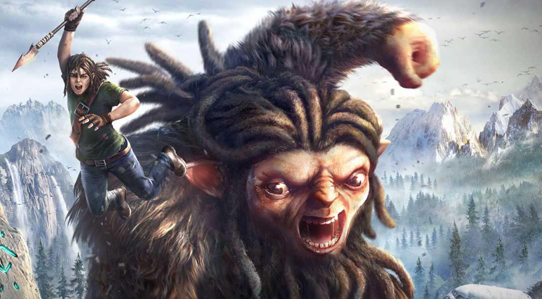 Tiefe Einblicke in das Abenteuer Troll and I für PS4 mit den Entwicklern
