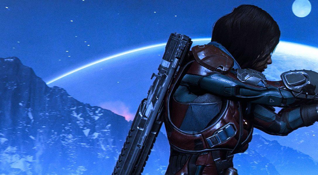 Neu im PlayStation Store: Mass Effect Andromeda, Gravity Rush 2-DLC, mehr