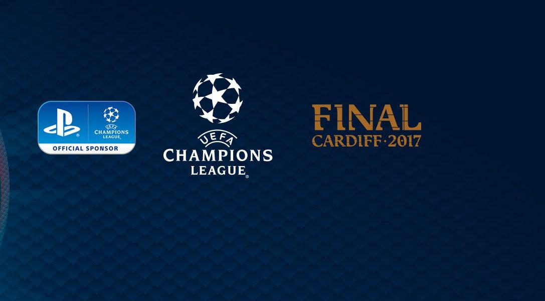 Tickets für das UEFA Champions League-Finale 2017 in Cardiff zu gewinnen