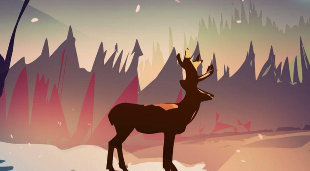 Erforscht ab 25. April die Pixel Art-Wildnis von The Deer God für PS4 & PS Vita