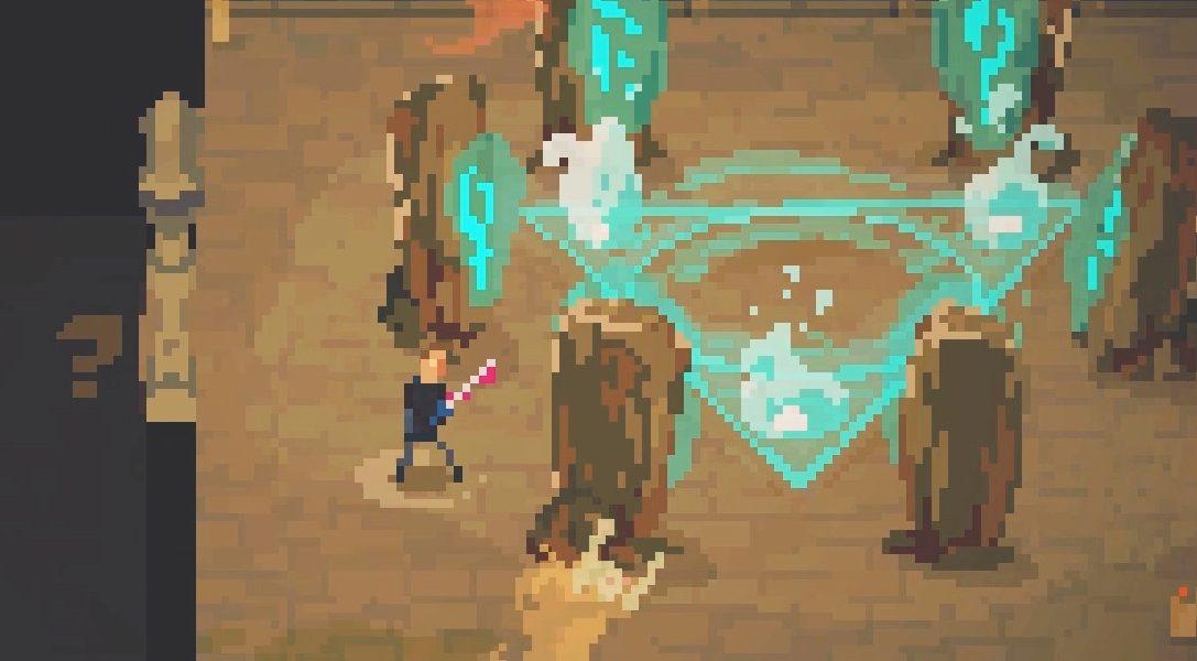 Spielt als Held oder steuert die Monster im Dungeon-Prügler Crawl für PS4, erhältlich ab 11. April
