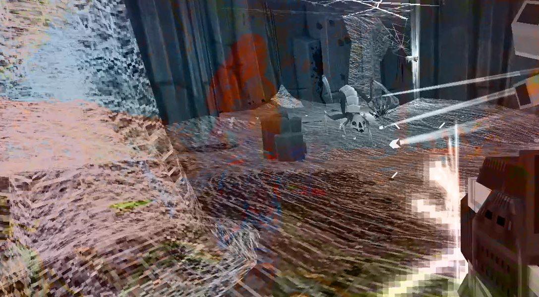 Roguelike SciFi-Shooter Strafe erscheint am 9. Mai für PS4