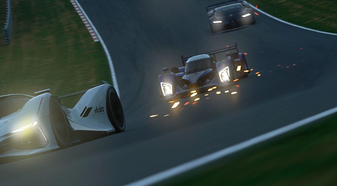 Gran Turismo Sport kündigt geschlossene BETA an