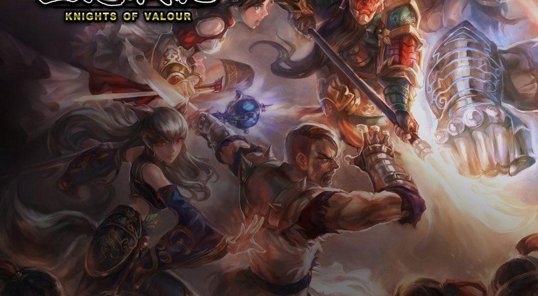 6 Dinge, die ihr über Knights of Valour wissen müsst – ein Koop-Prügler im Arcade-Stil, der für PS4 erscheint