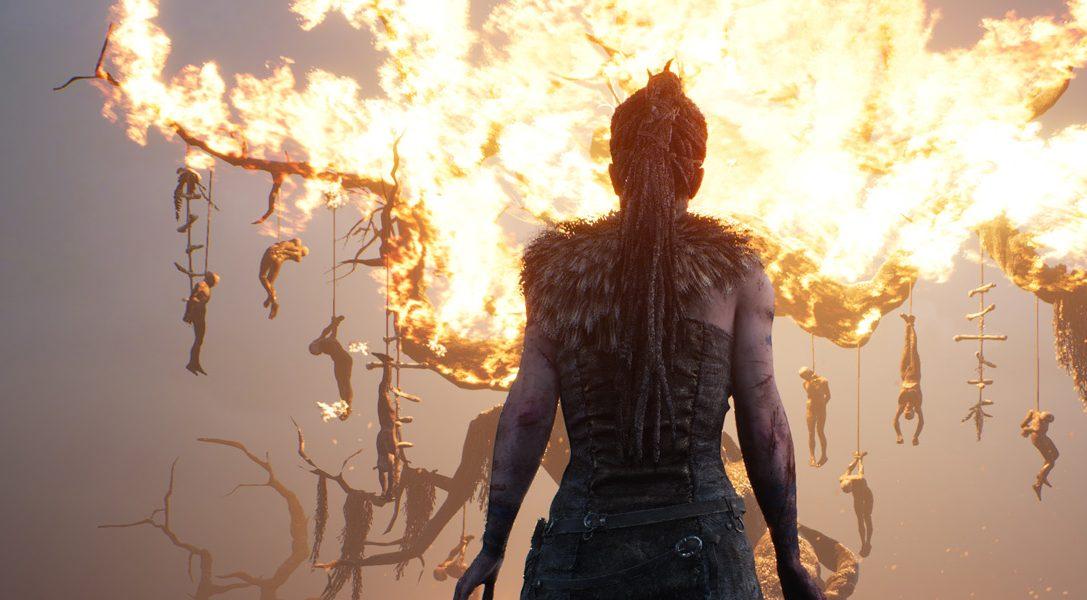Ninja Theorys zweijähriger Prozess, das PS4-Adventure Hellblade: Senua's Sacrifice zur Beta-Reife zu bringen