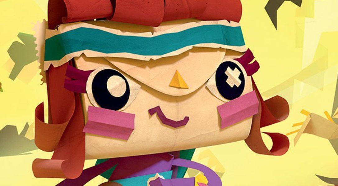 Tearaway Unfolded und Disc Jam sind eure PlayStation Plus-Spiele im März