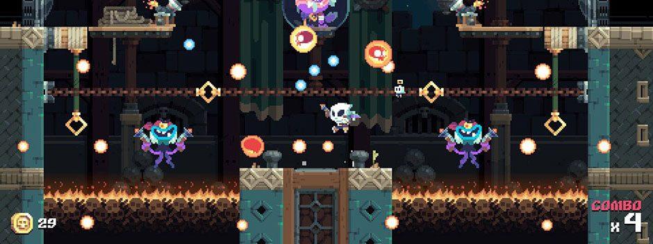 Flinthook greift am Dienstag auf PS4 an