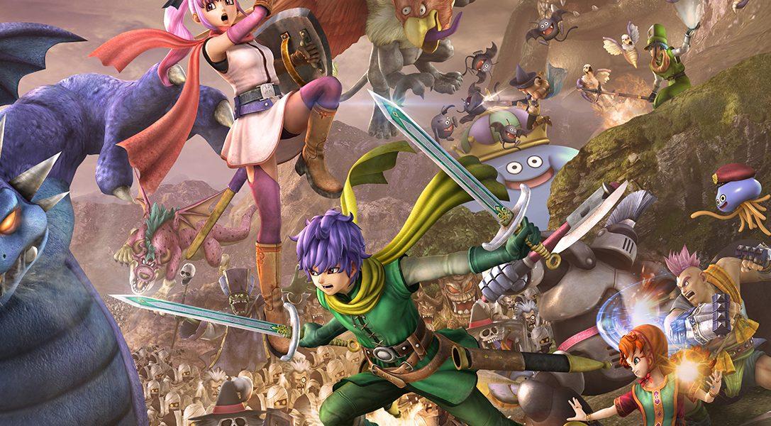 Ein Interview mit dem Dragon Quest Heroes II-Produzenten Ryota Aomi