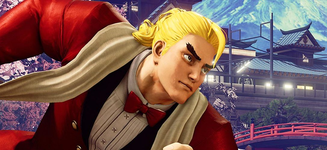 Capcom Pro Tour 2017 startet mit neuem Street Fighter V DLC