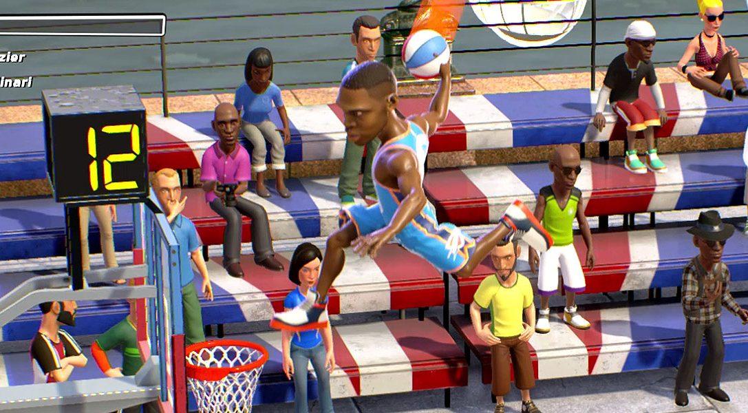 NBA Playgrounds: Neuer Trailer und Gameplay-Details