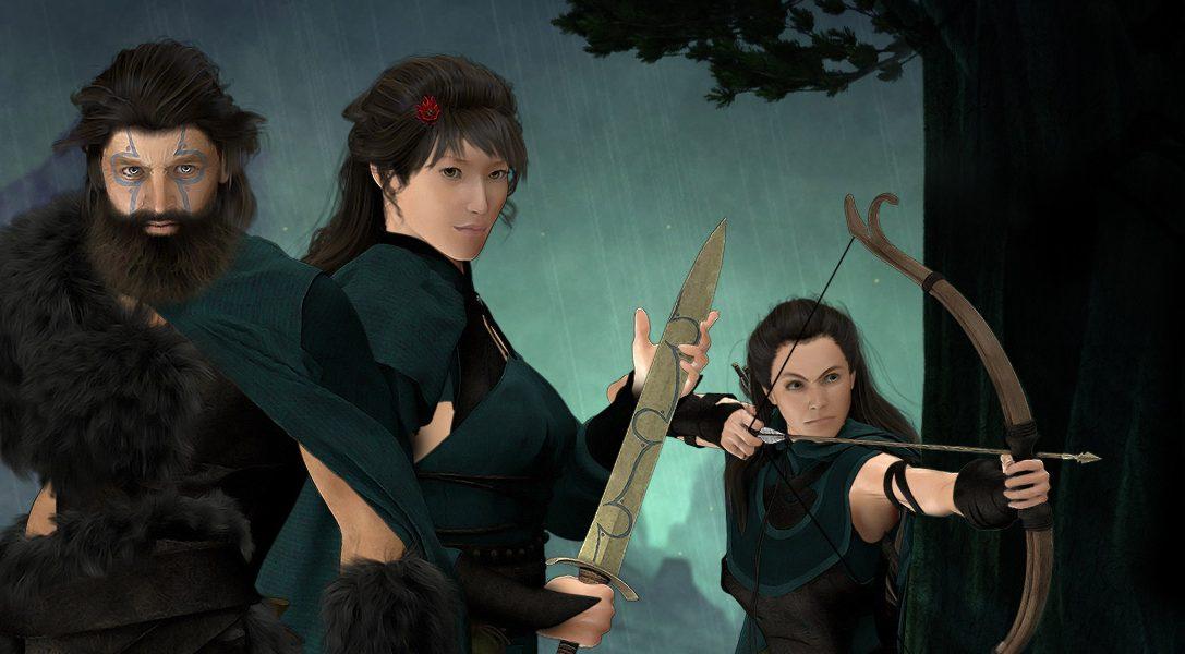 Die Story hinter dem Personenkult des RPGs Sacred Fire für PS4