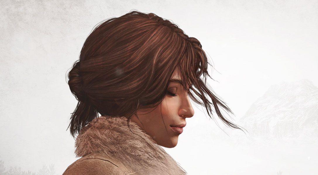Erlebt mit Syberia 3 ein melancholisches Abenteuer und gewinnt die schicke Collector's Edition